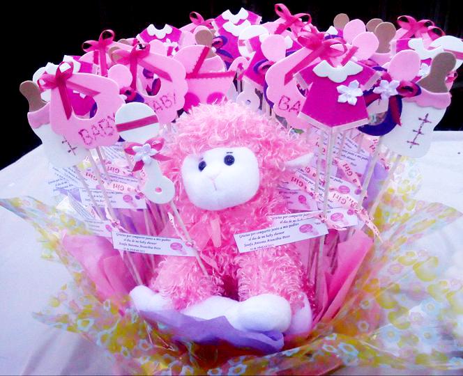 Recuerditos souvenir baby shower carolin cupcakes - Fiesta baby shower nina ...